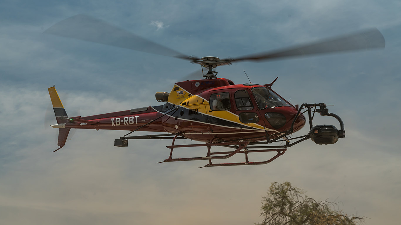 Shotover K1 Helikopter